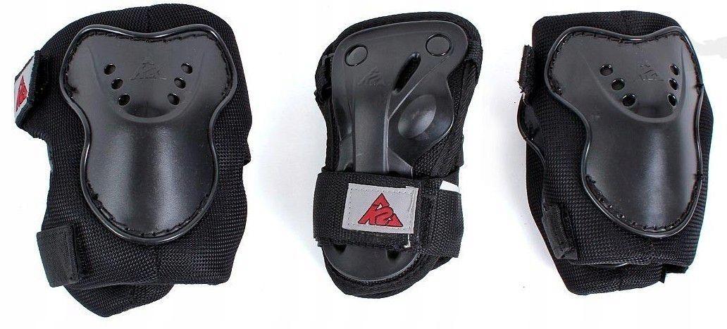K2 Zestaw ochraniaczy rolkarskich dziecięcych SK8