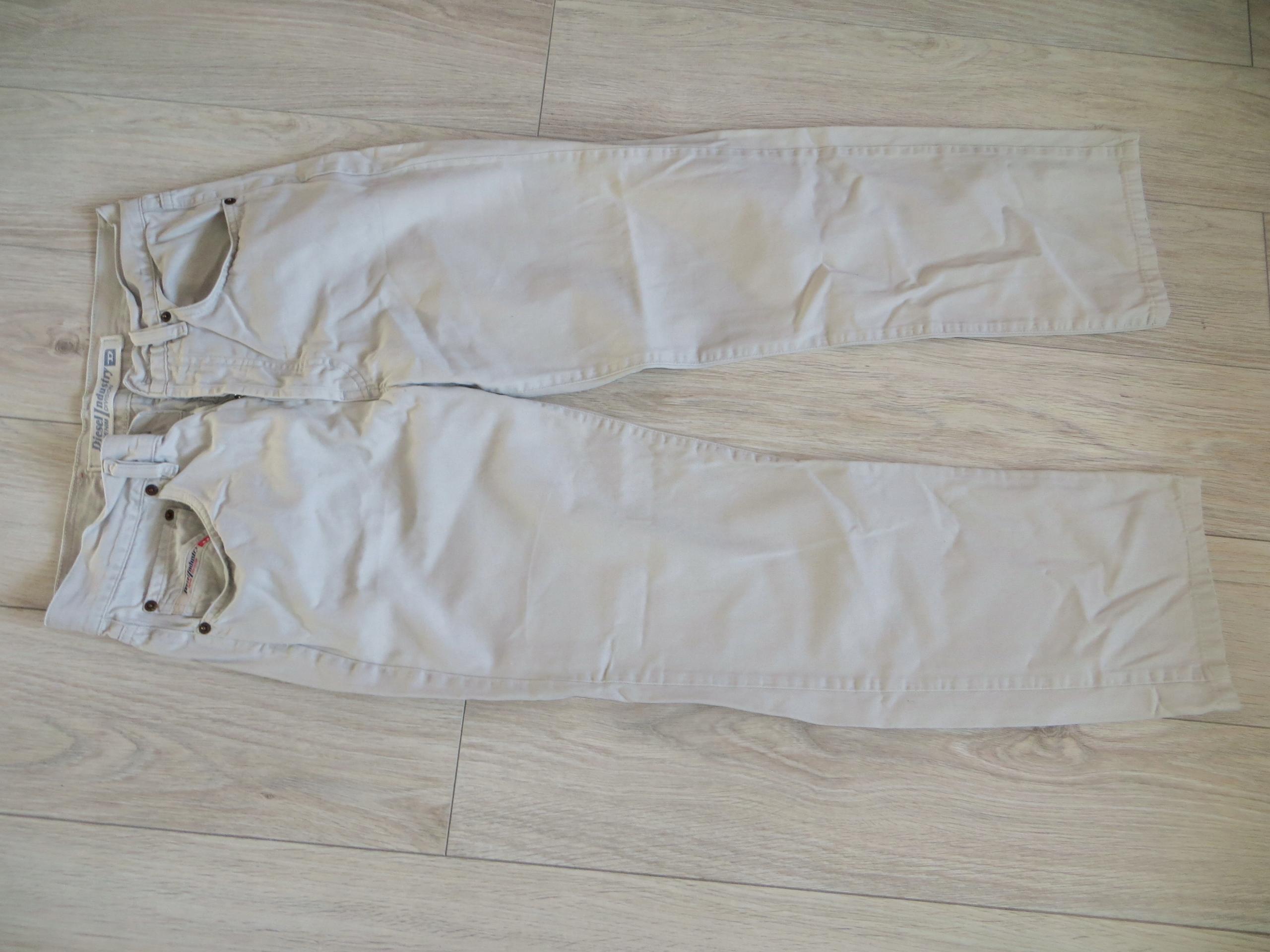 spodnie Diesel roz.31