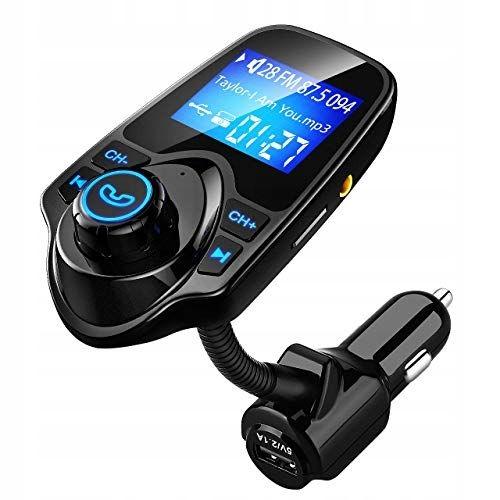 MM1355 Transmiter FM Bluetooth bezprzewodowy USB