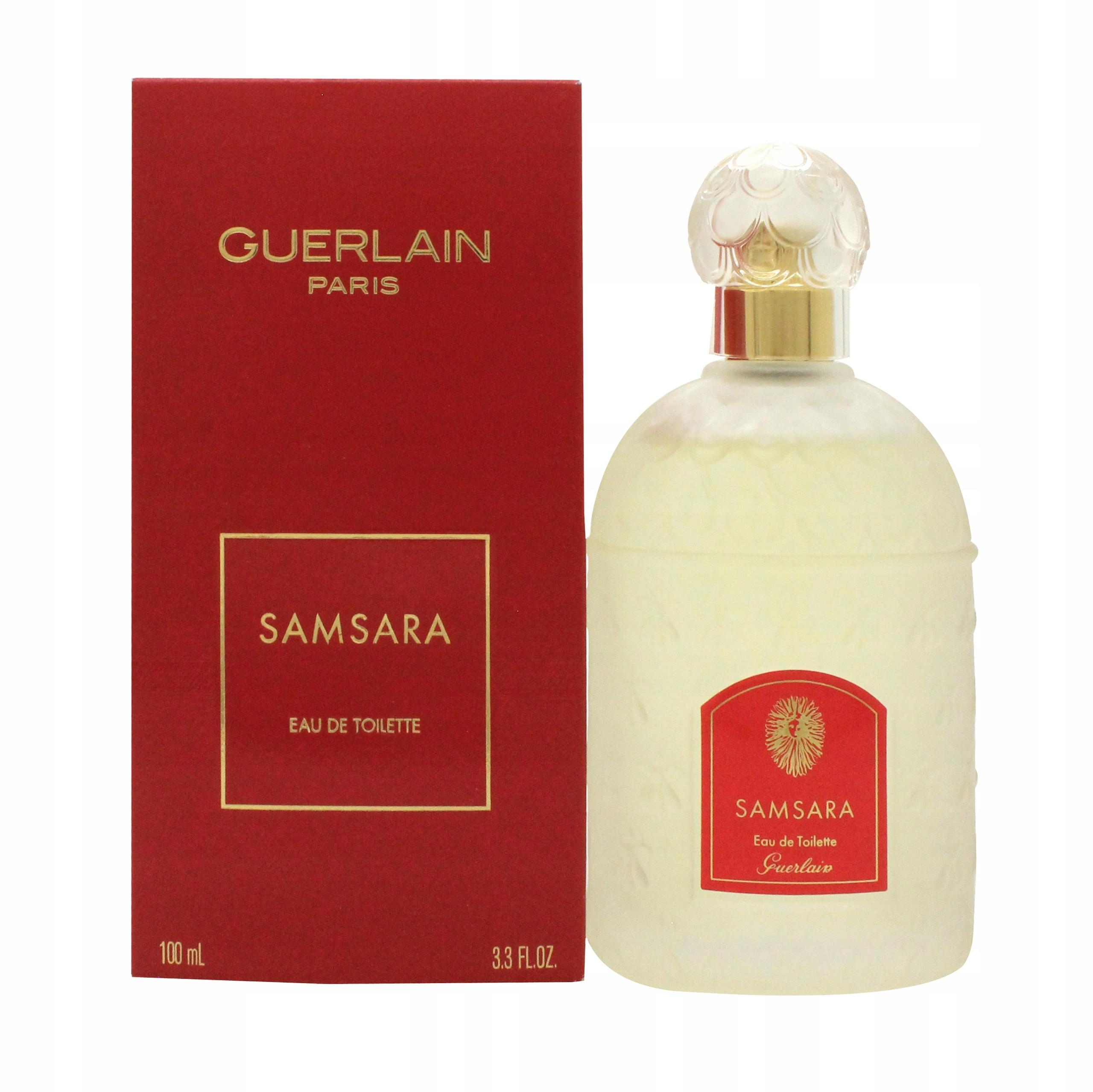 Guerlain Samsara Eau de Toilette 100ml Spray 7855858946