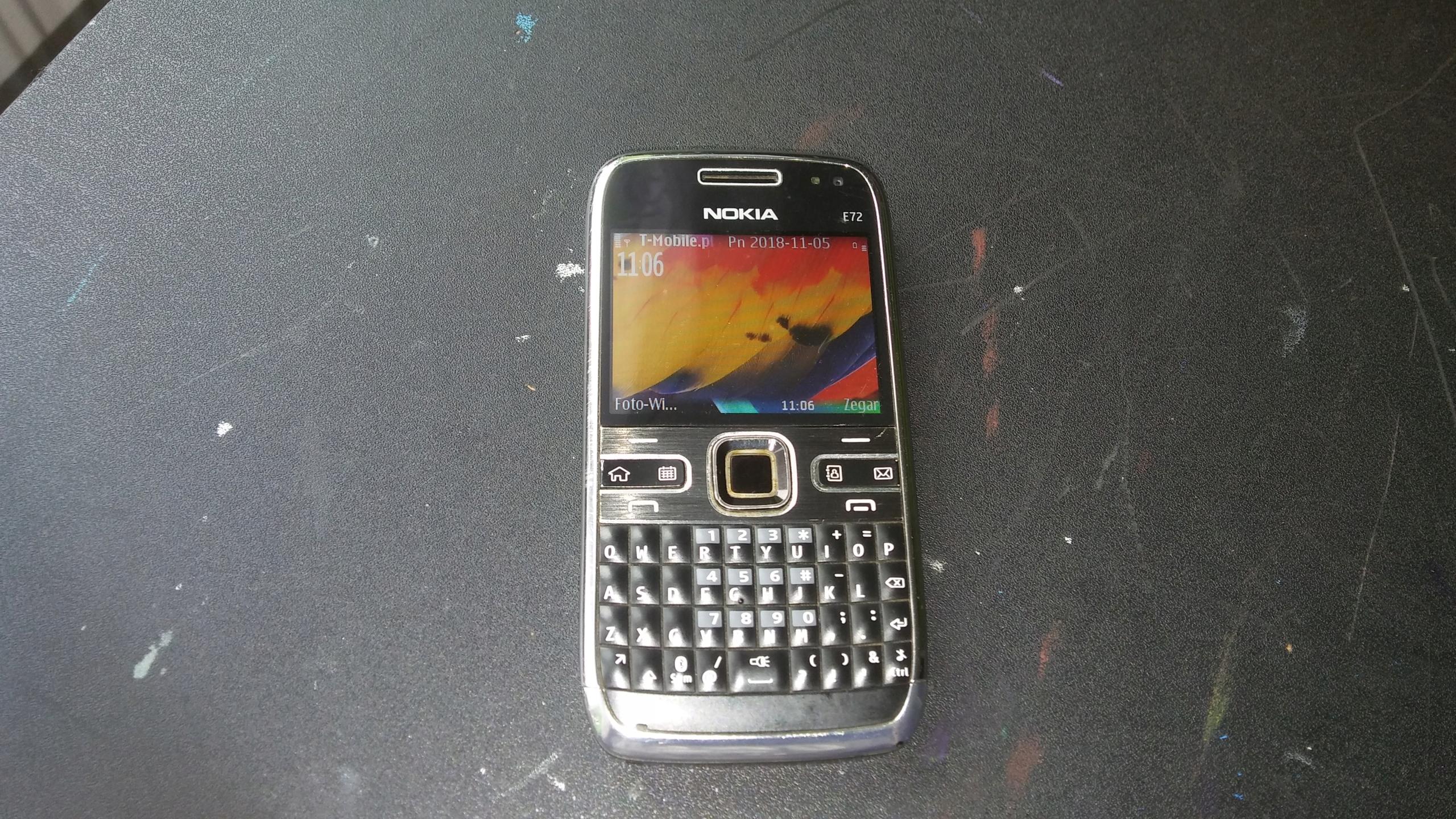 Nokia E72 plus gratisy Polecam DARMOWA WYSYŁKA !!!