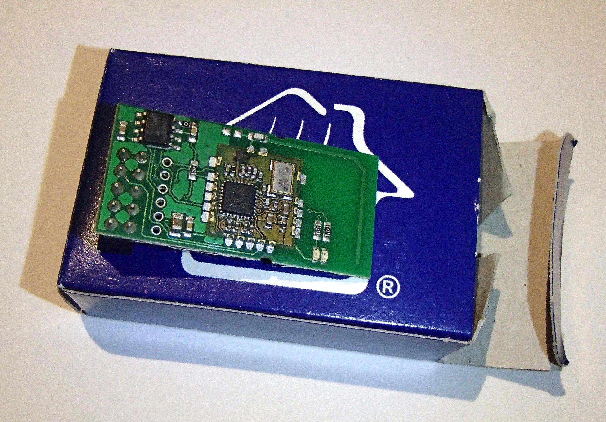 Razberry - moduł Z-Wave do Raspberry Pi - 7158611572 - oficjalne