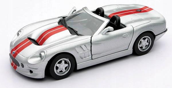 2000 Shelby Series 1 samochód model 1:32 B-475