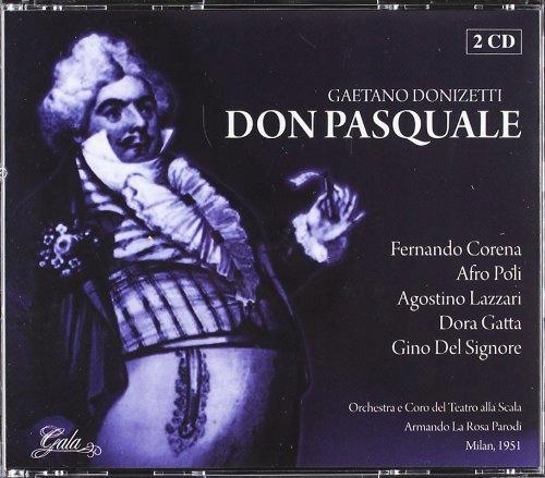 CD Donizetti, G. - Don Pasquale Orch.Del Teatro Al