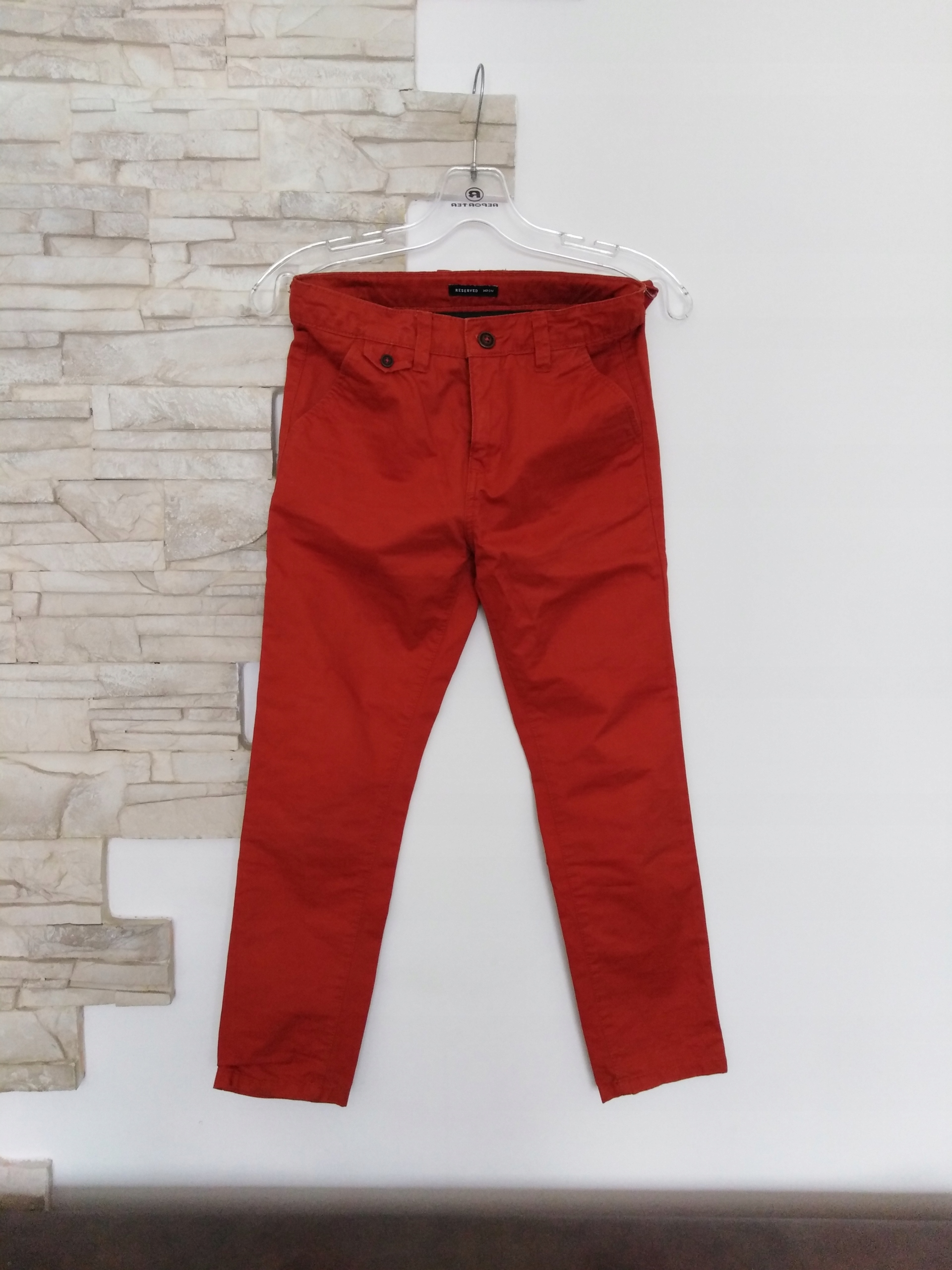 Spodnie chłopięce marki Reserved r. 140