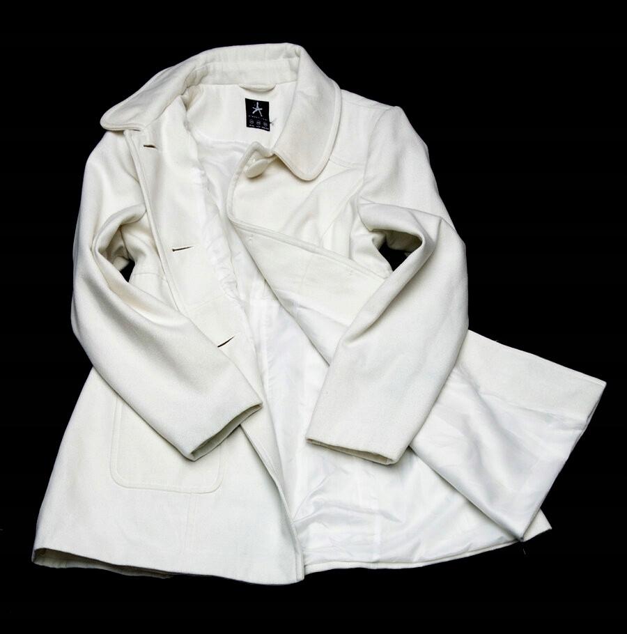 BS201 Wiosenny elegancki płaszcz ATMOSPHERE 46/48