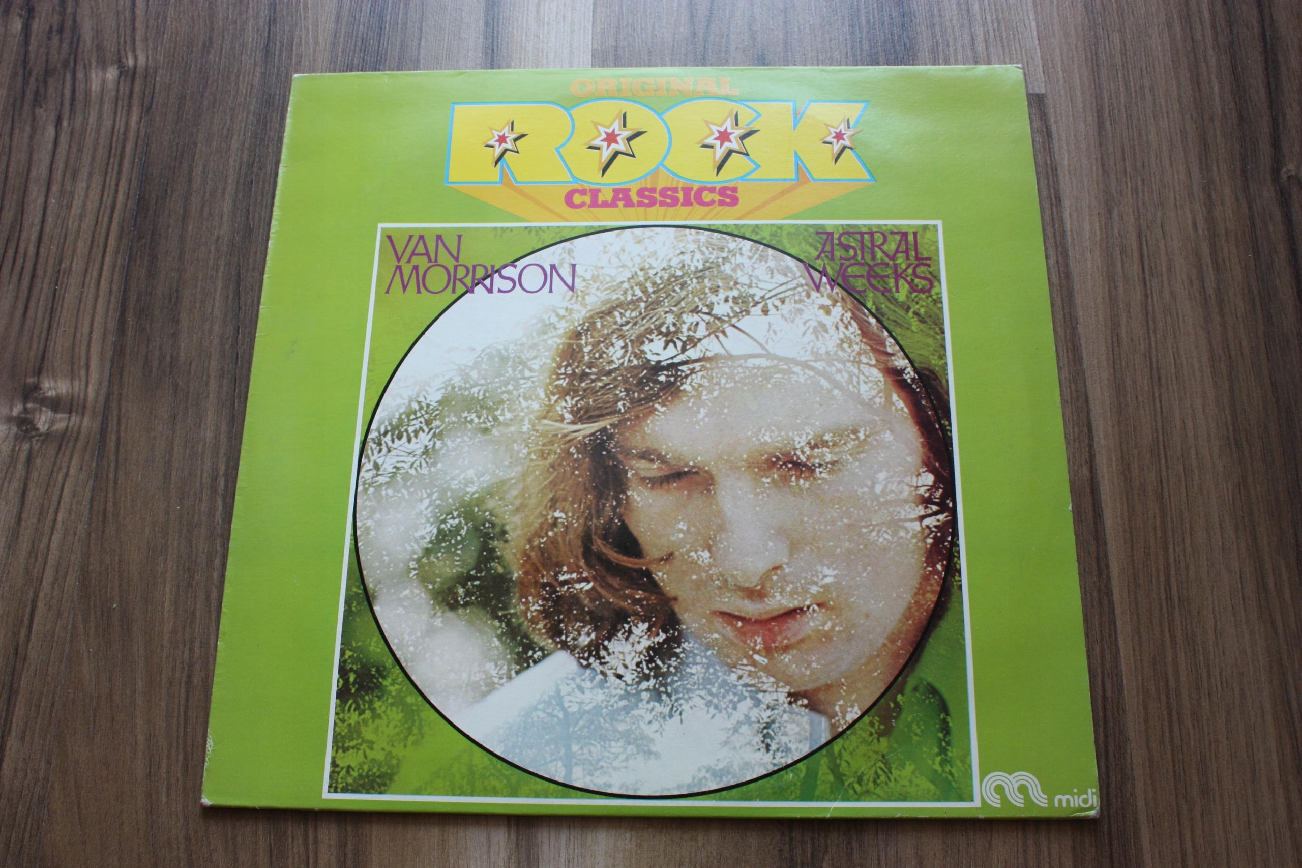 Van Morrison Rock Classics
