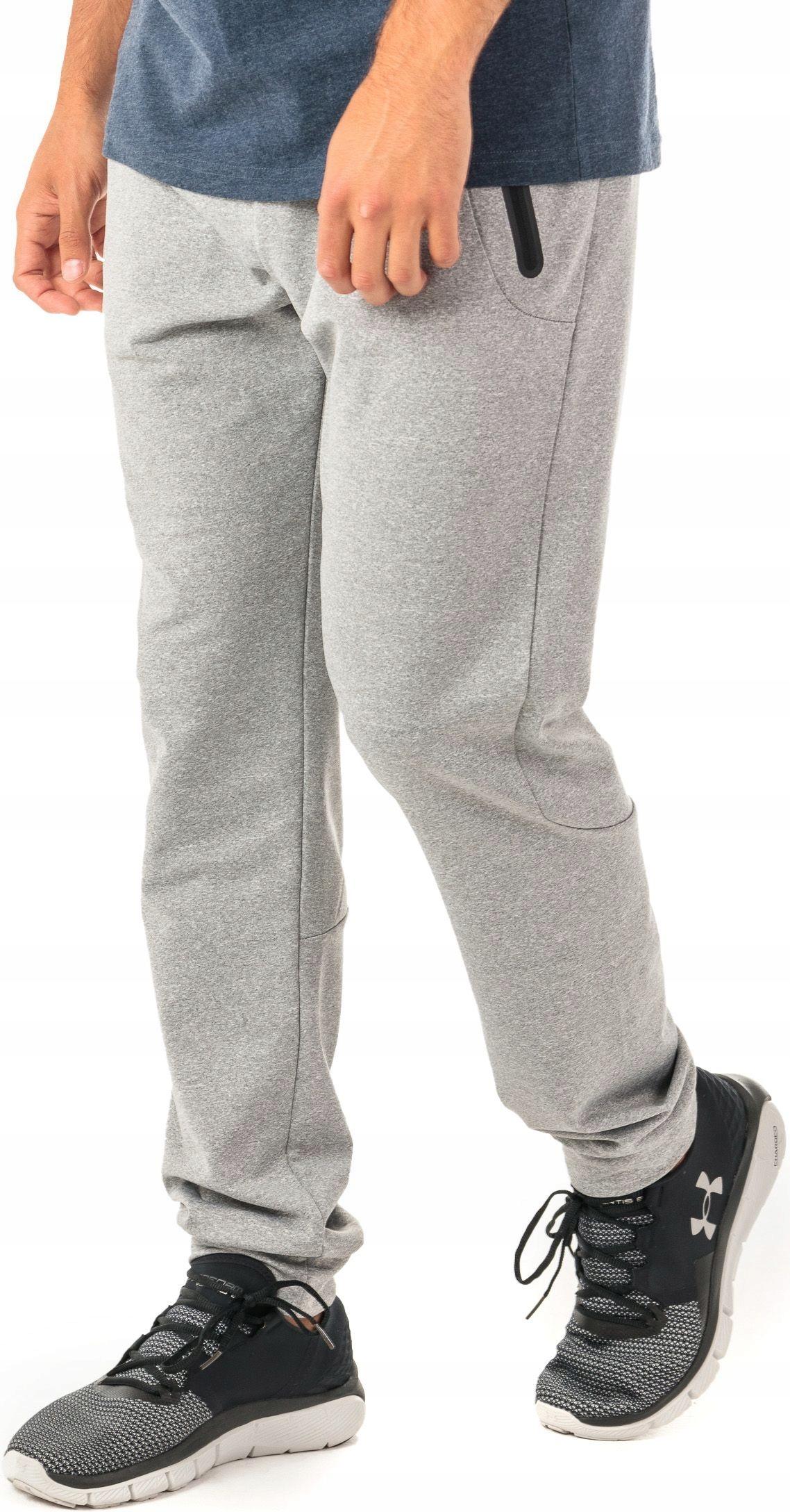 4f Spodnie męskie funkcyjne SPMTR001 r. XL