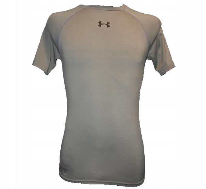 UNDER ARMOUR HEAT GEAR sportowa koszulka z USA r.M