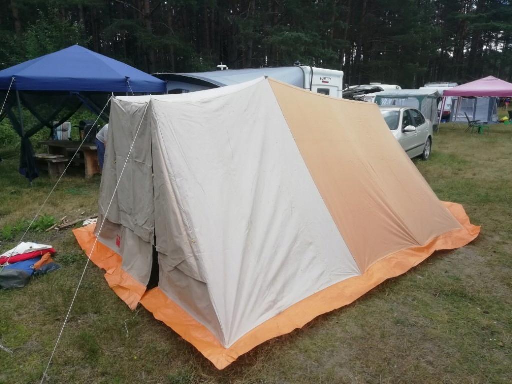 namiot Legionowo 3-osobowy
