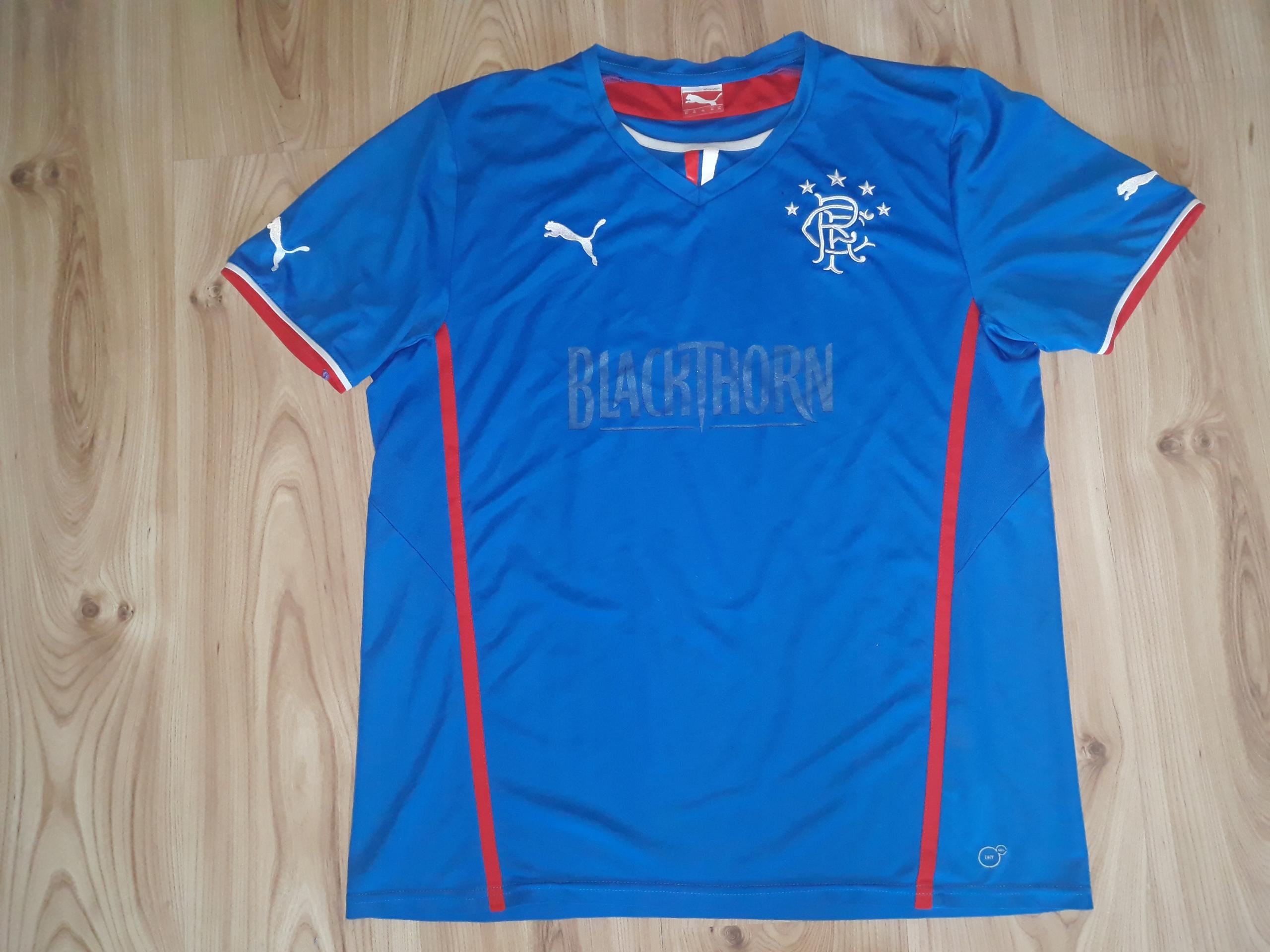 Koszulka Puma XL Glasgow Rangers Rangers F.C.