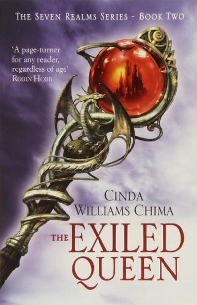 The Exiled Queen (The Seven Realms Series 2): 2/3
