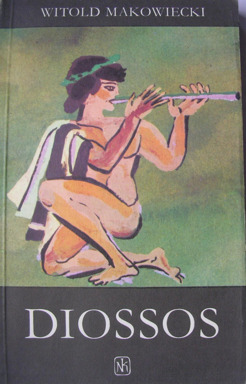 Diossos - Witold Makowiecki BDB