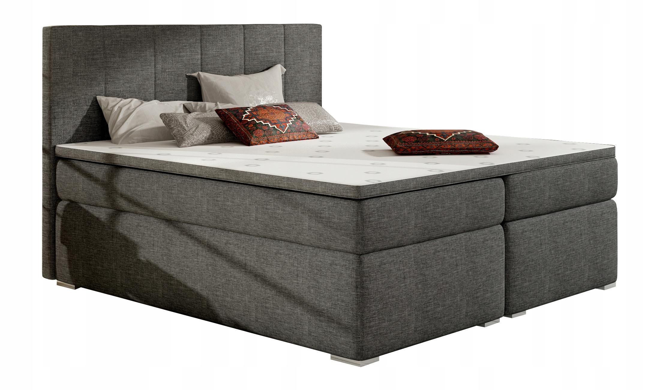 łóżko Do Sypialni Hotelowe Bolero 160x200 Ribes 7446234651