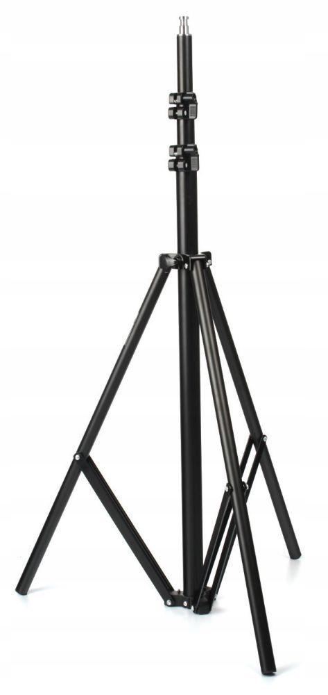 Statyw studyjny oświetleniowy H906 - 109-295cm