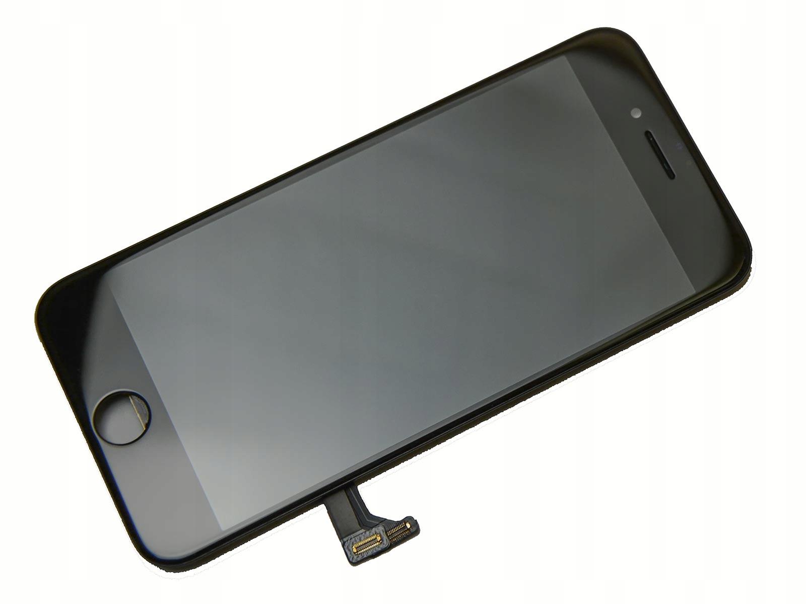 WYŚWIETLACZ LCD RAMKA SZYBKA IPHONE 8 WYMIANA