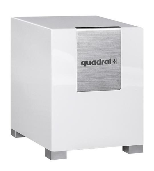 Quadral QUBE 12 aktiv Kolumna niskotonowa + GRATIS