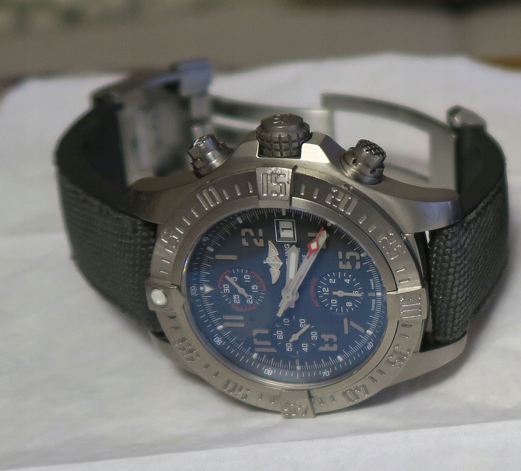 Replika Breitling Cosmonaute A22322