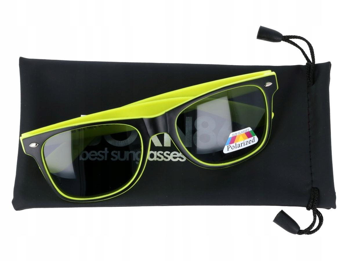 Okulary przeciwsłoneczne Polaryzacyjne nerdy
