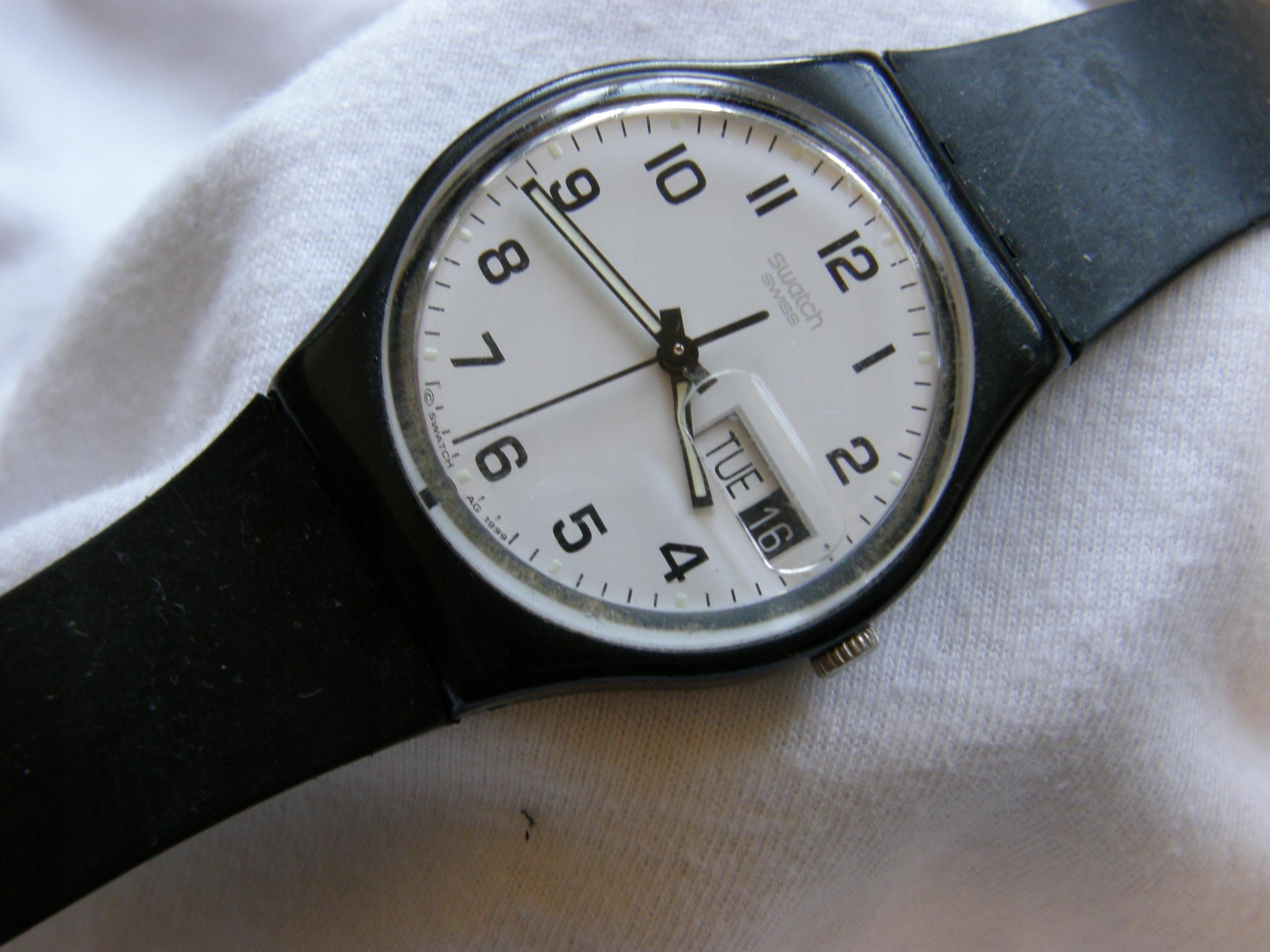 0b088fbdcd967a zegarek damskie w kategorii Zegarki Swatch w Oficjalnym Archiwum Allegro -  archiwum ofert