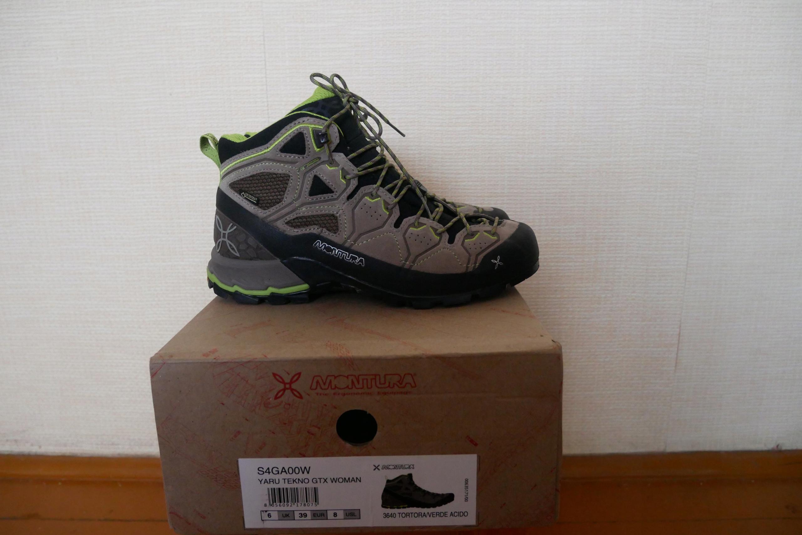 Buty trekkingowe damskie Montura Yaru Tekno GTX 39