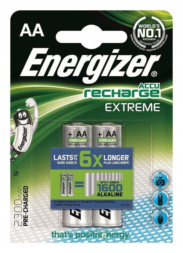 Akumulator Extreme AA L91 2300 mAh 2 szt. blister
