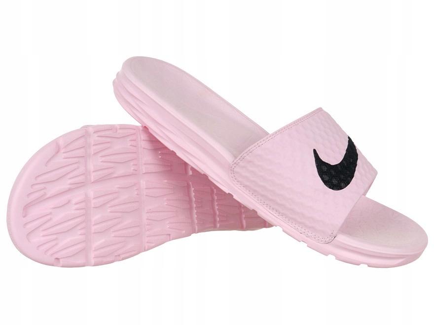 Klapki Nike Wmns Benassi damskie na plażę 42