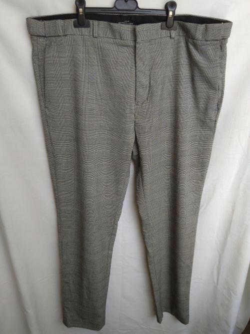 v. Spodnie męskie w kratkę H&M r .56