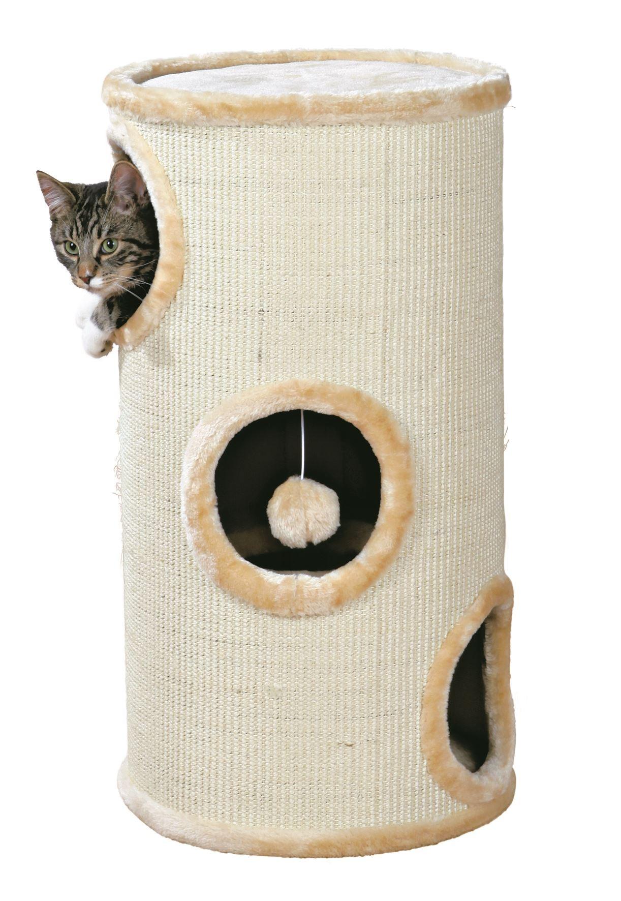 9a9ff67af9da9f Trixie Wieża dla Kota Samuel 37cm/70cm - 7316233691 - oficjalne ...