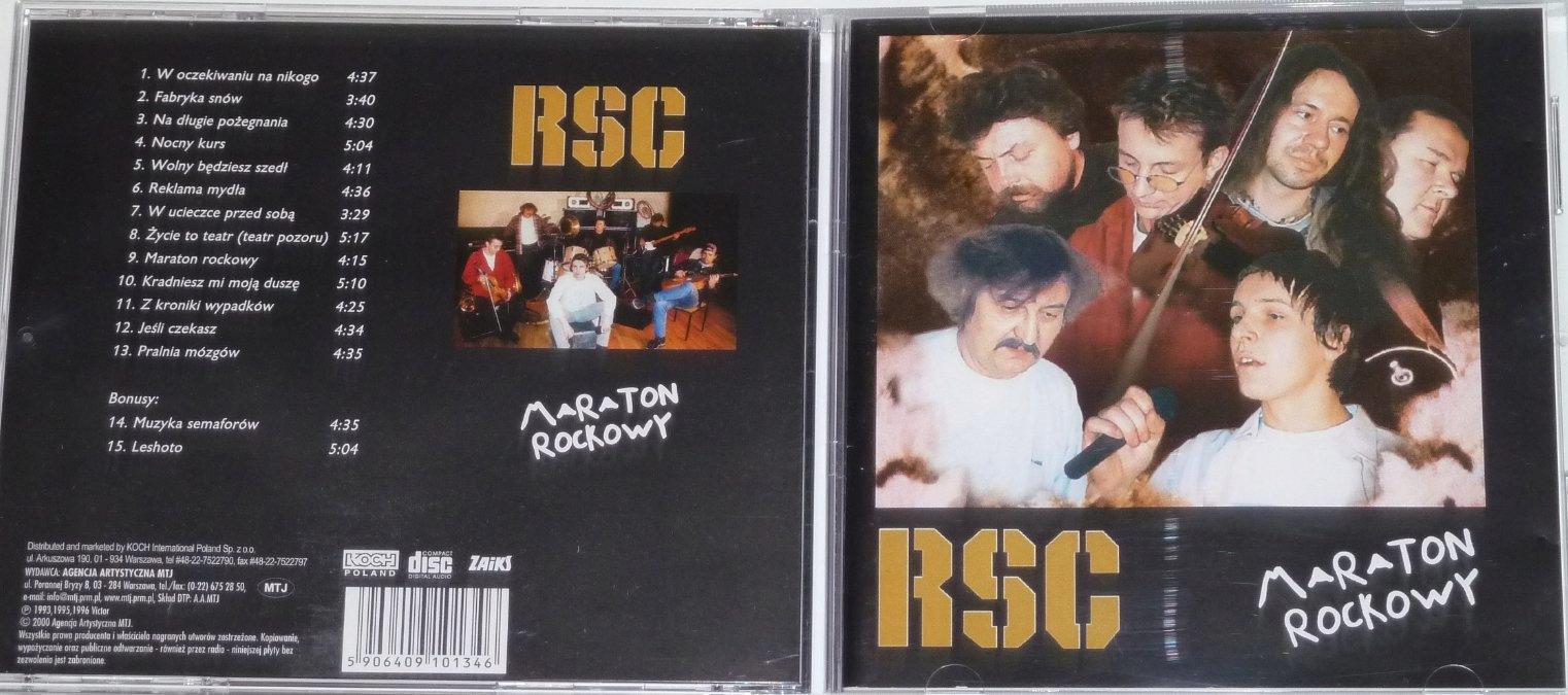 rsc maraton rockowy