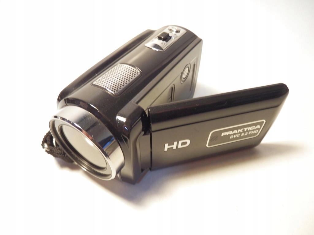 Kamera Cyfrowa Full HD PRAKTICA DVC 5.2 FHD