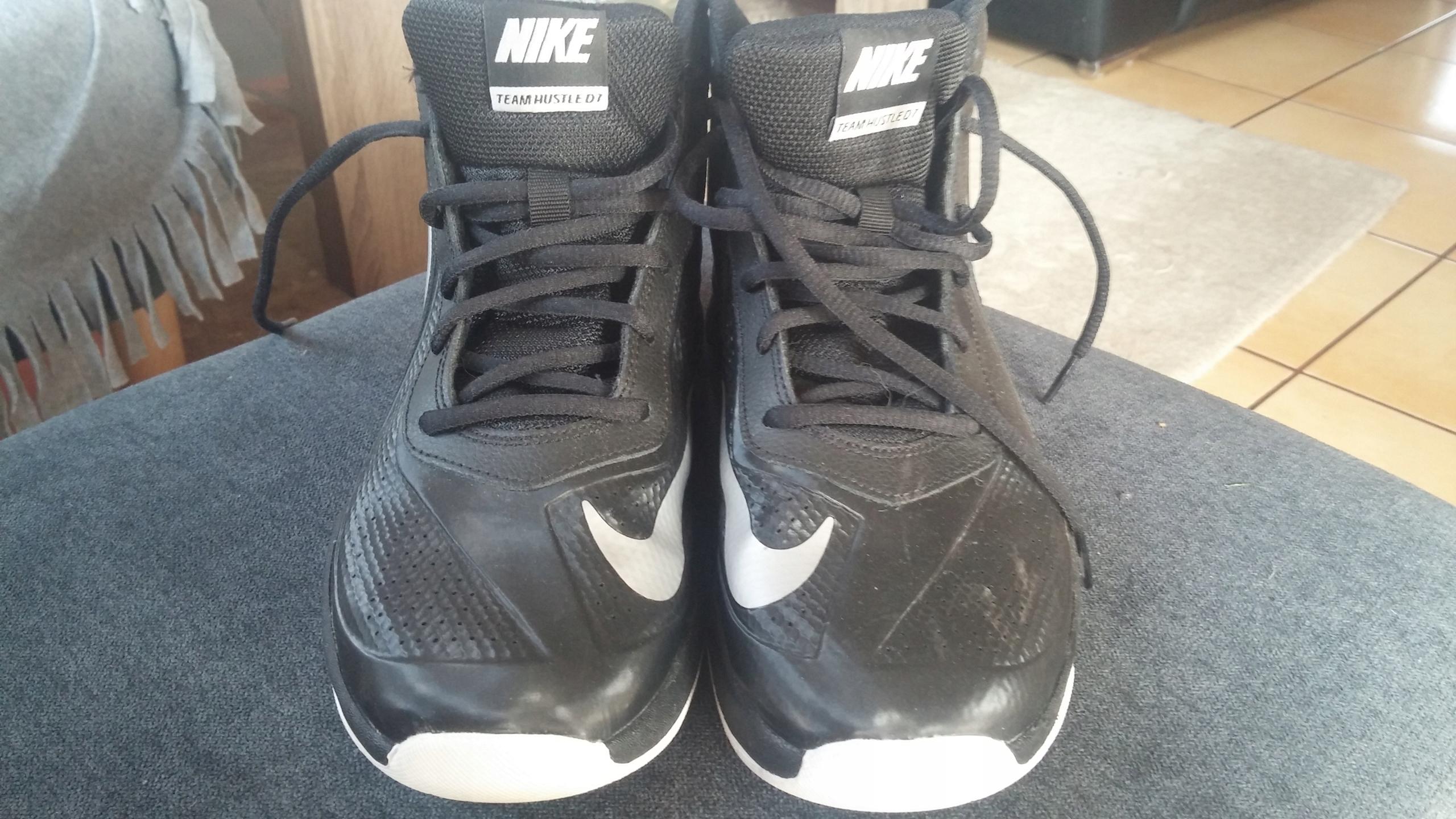 Buty sportowe Nike Team Hustle D7
