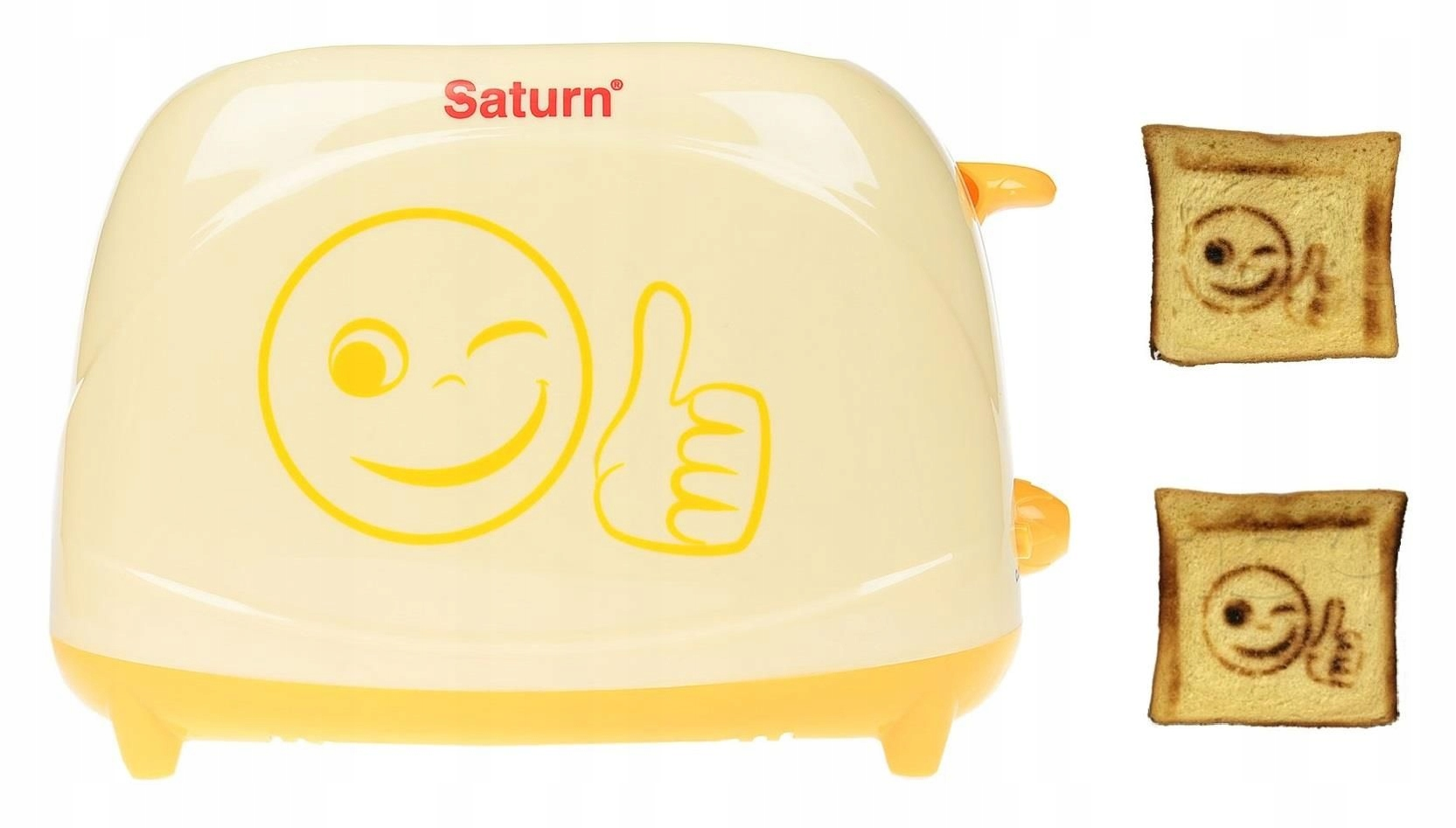 Toster Saturn ST-EC7020 Smile
