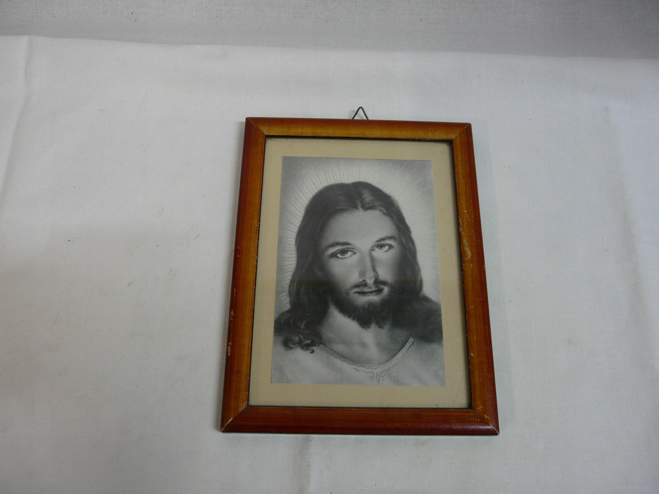 Obrazek Jezusa 23 x 18 cm