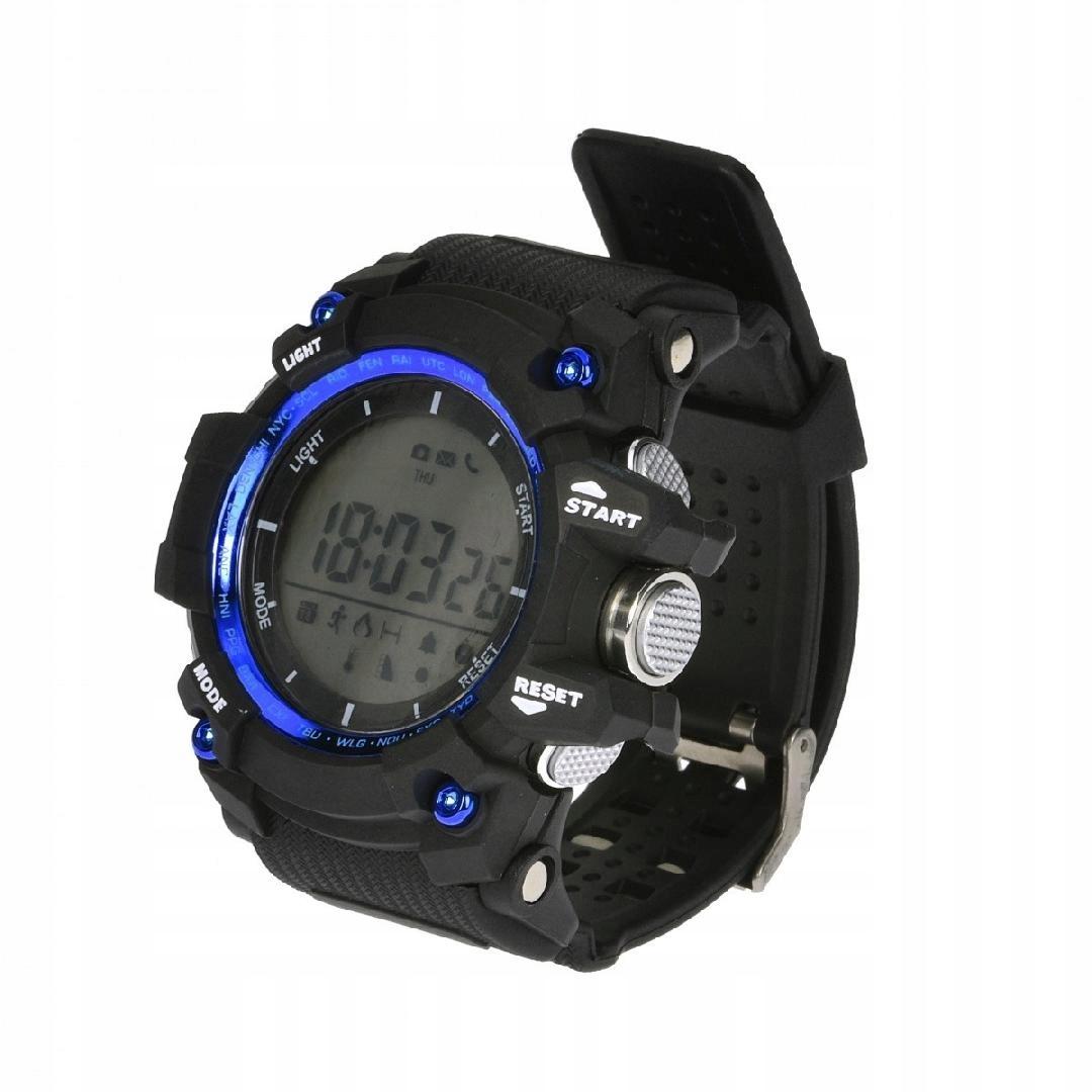 Zegarek SmartWatch Garett STRONG NIEBIESKI