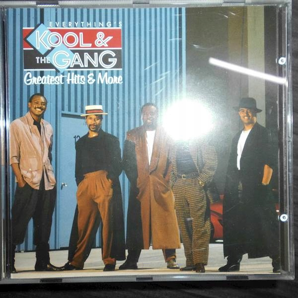 Everything's Kool The Gang: - Kool & The Gang