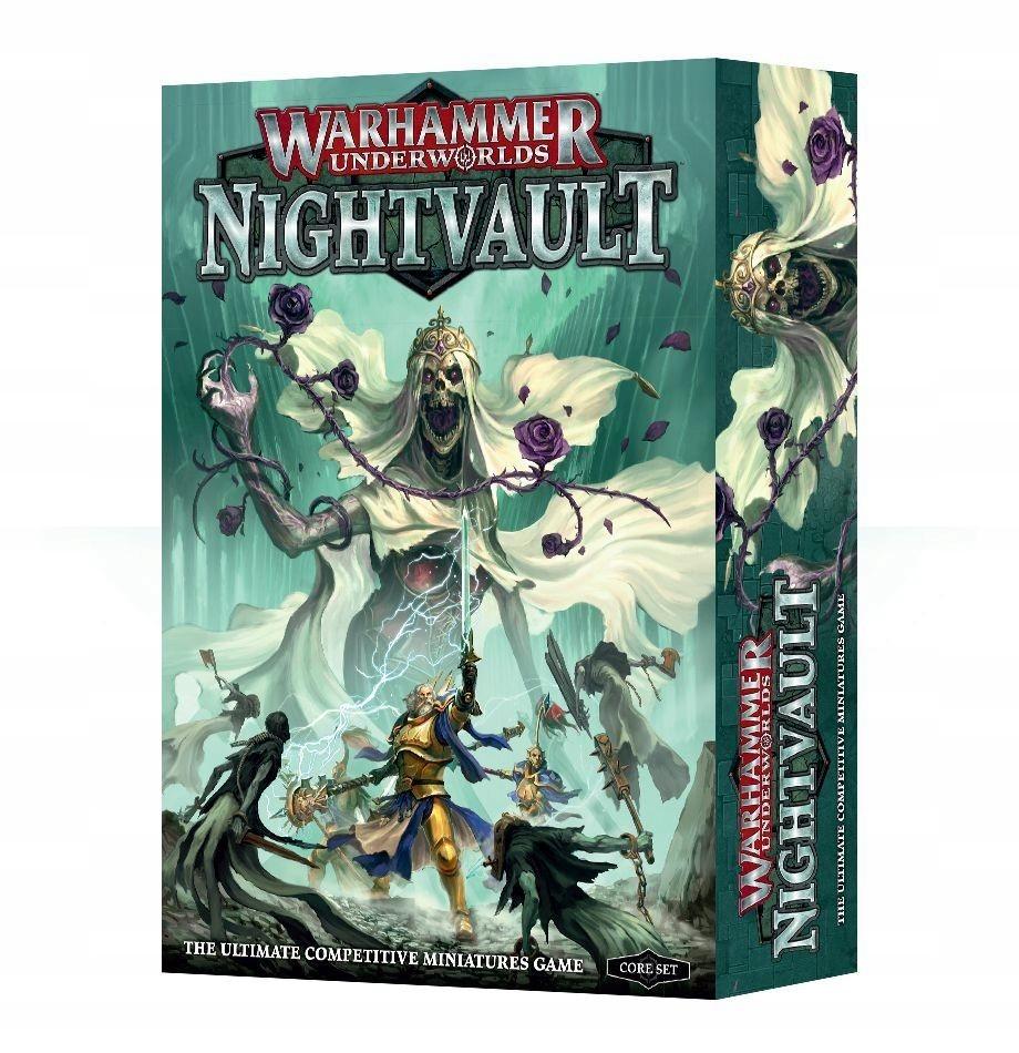 Warhammer Underworlds Nightvault Gra 110-01-60