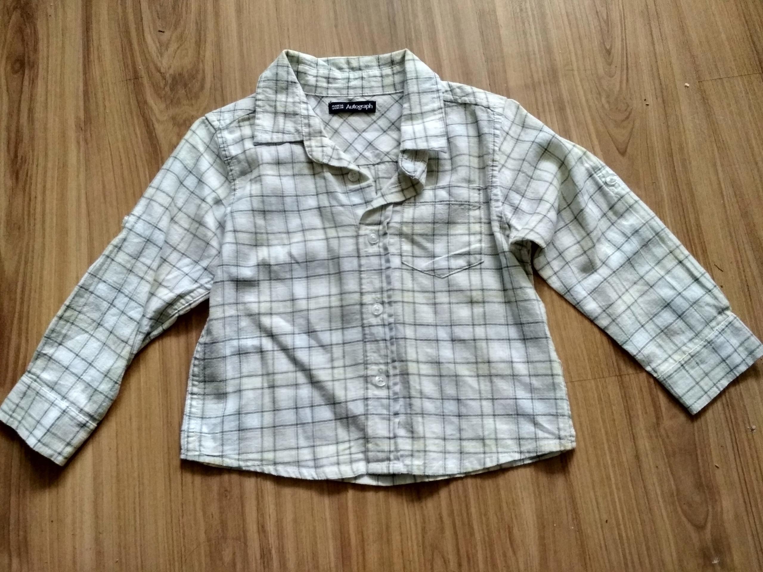 Piękna Koszula z długim rękawem rozmiar 92