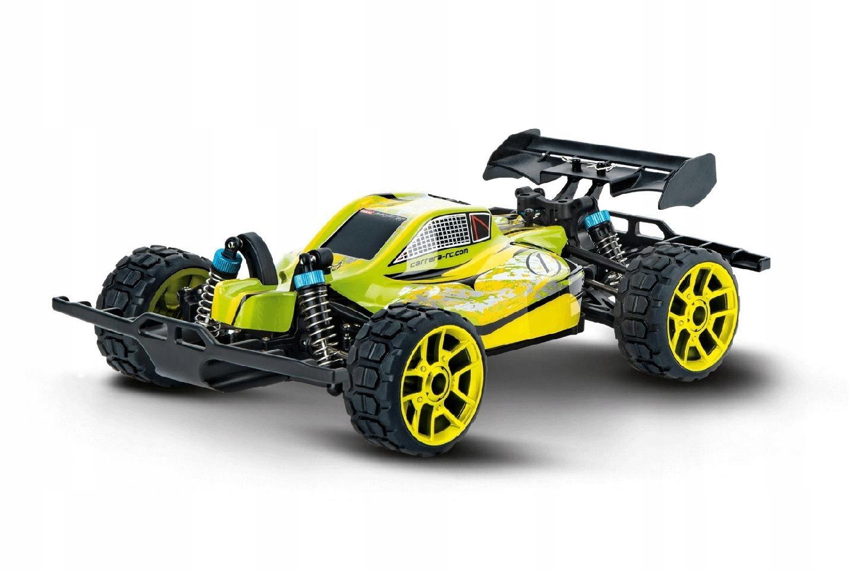 Auto RC Lime Star -PX- Carrera Profi