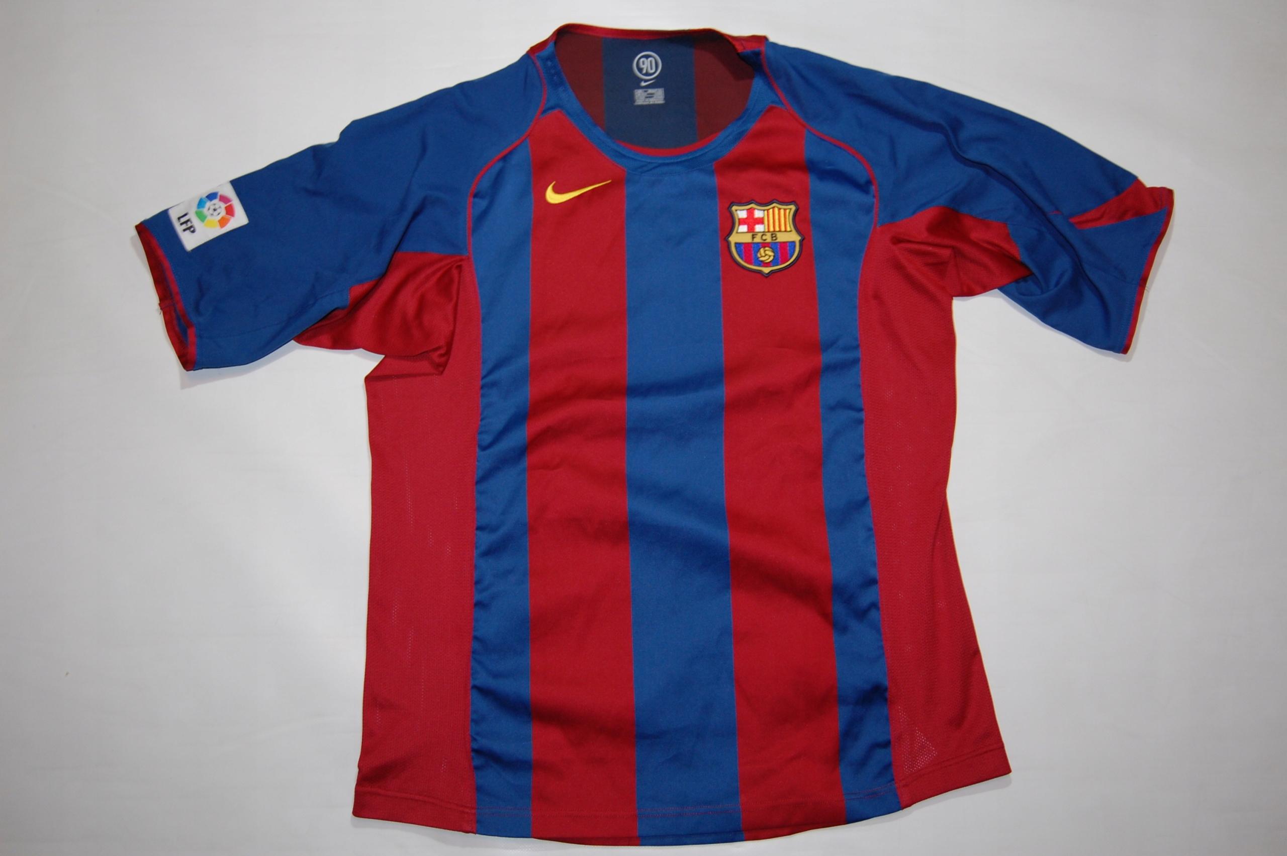 Koszulka Nike Barcelona Roz L