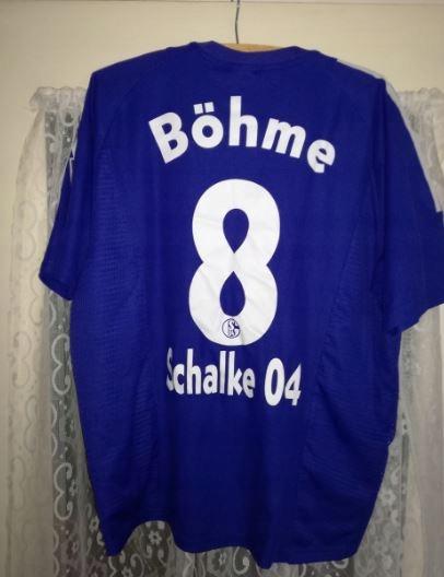 ADIDAS SCHALKE 04 BOHME M BDB