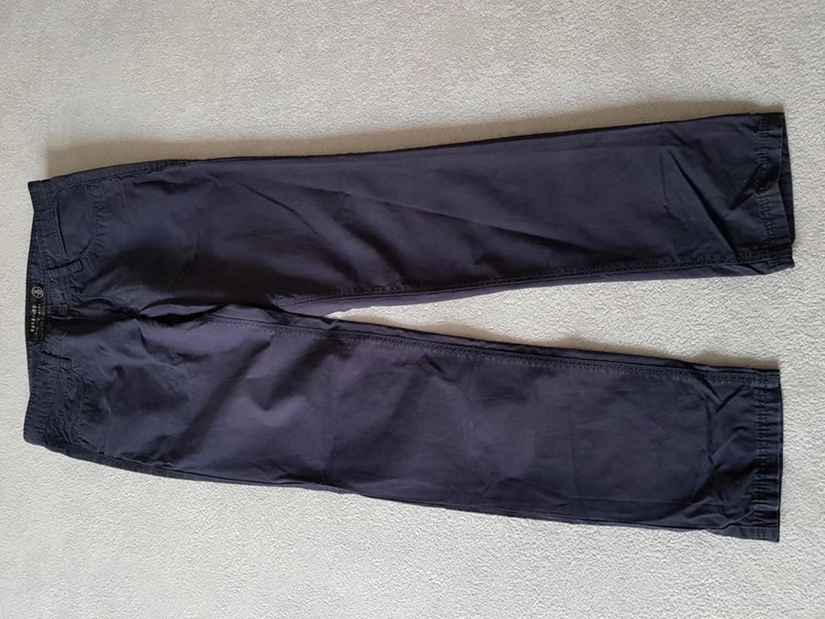 Spodnie męskie RESERVED Granat 31/32