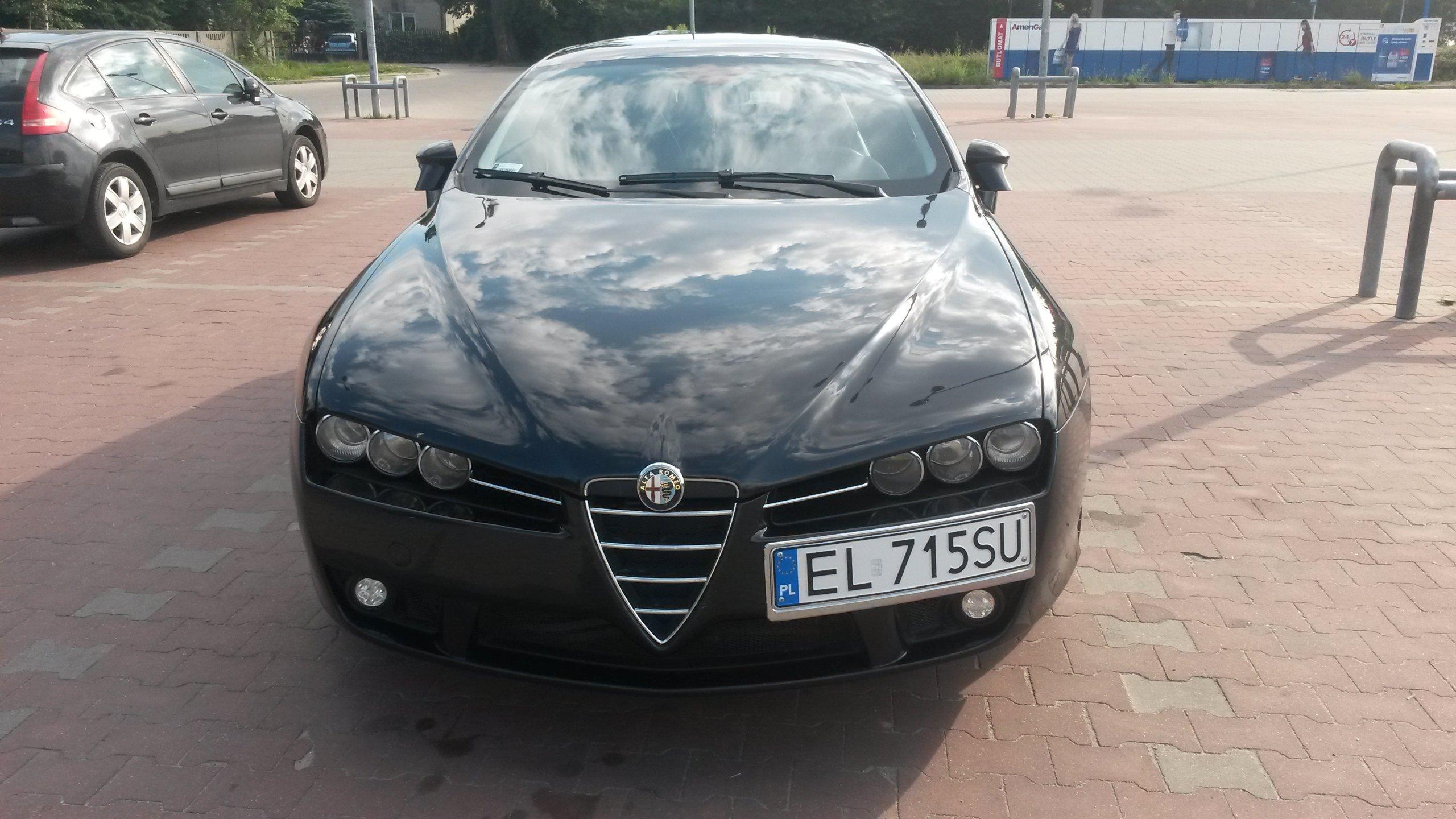 Alfa Romeo Brera 2 4 JTDM 2006 r oficjalne archiwum
