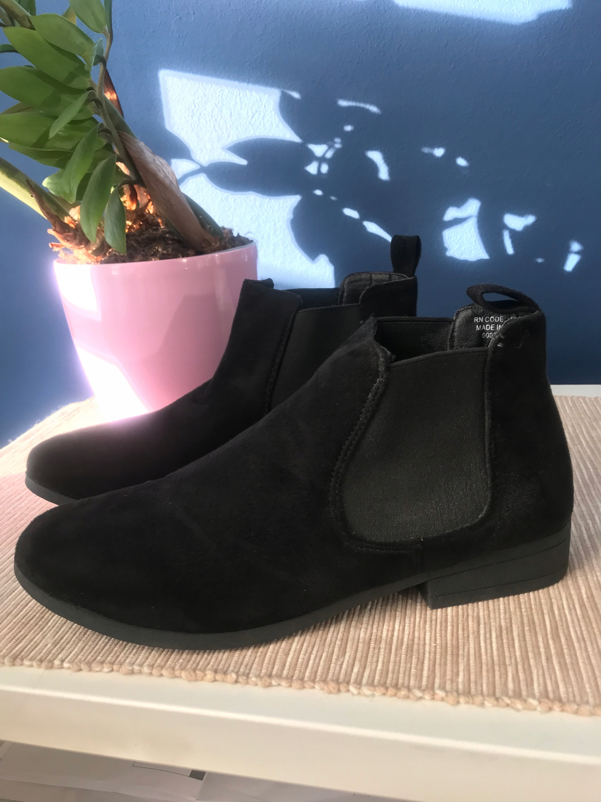 buty czarne sztyblety zamsz SUPER CENA