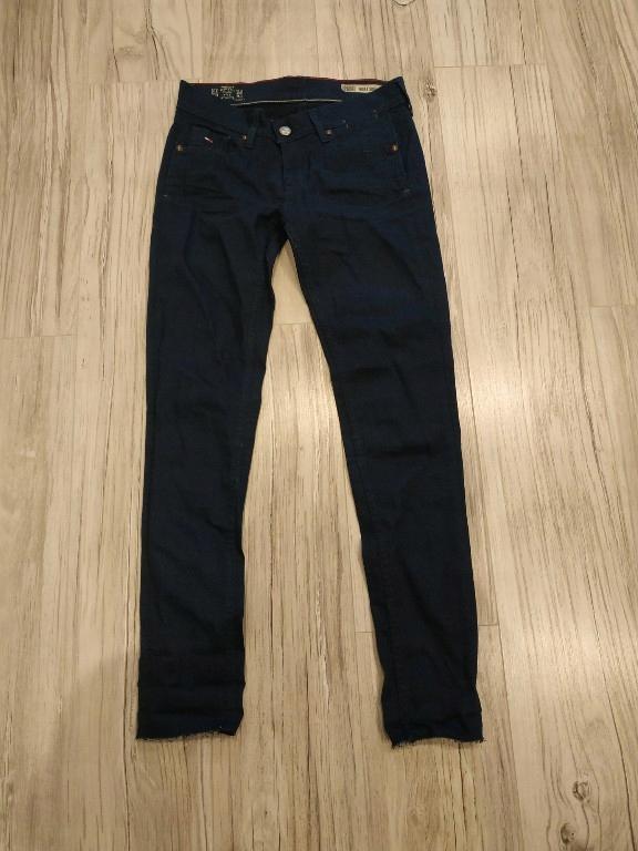 Spodnie Tommy Hilfiger jeansy