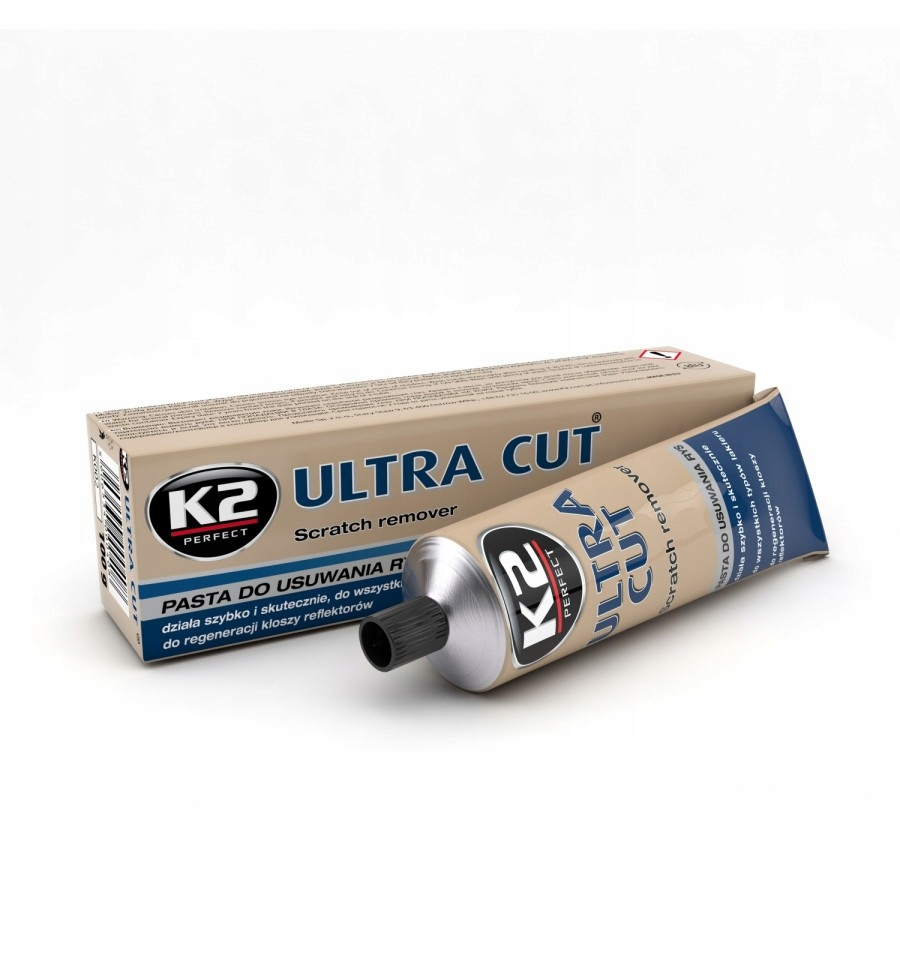 K2 ULTRA CUT PASTA DO LAKIERU DO USUWANIA RYS 100G
