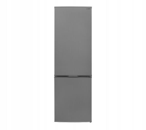 Lodówka Sharp SJ-BA05IMXL1 194 l / 70 l srebrna