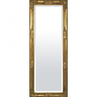LUSTRO retro Barok GLAMOUR 47595 złote 132x52cm