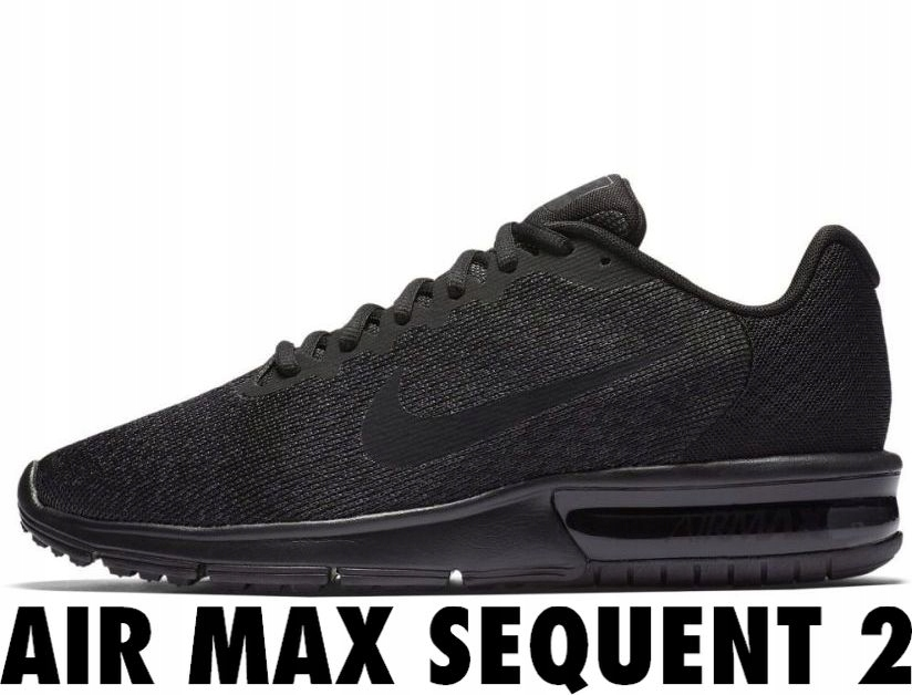 41 Buty męskie Nike AIR MAX SEQUENT 2 852461 015