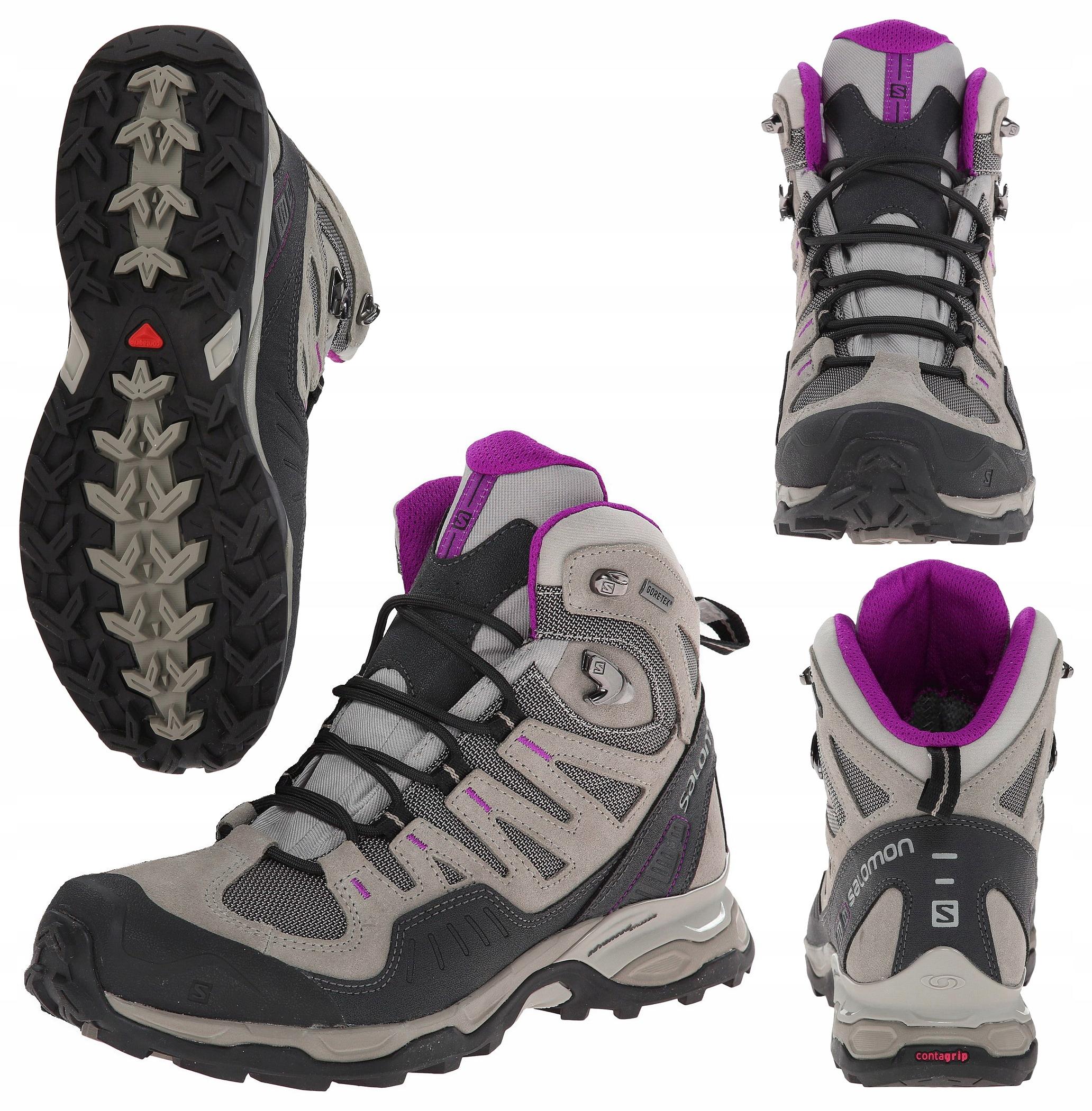 Salomon Conquest GTX buty trekking damskie - 40